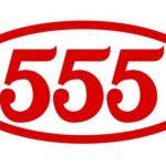 Японский производитель автозапчастей «555»