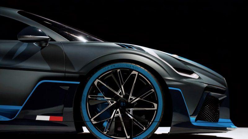 Уникальный Bugatti Chiron Sport на 14 февраля